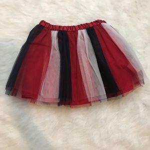 Gymboree 5-6 red skirt